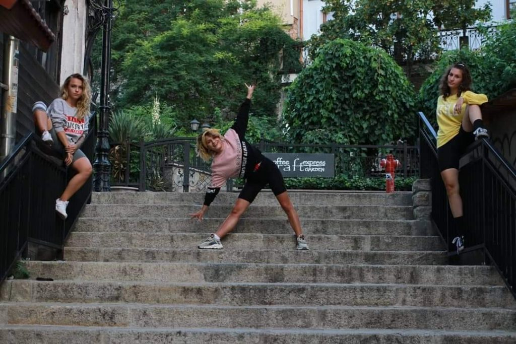 хип-хоп танци пловдив арт център алехандро