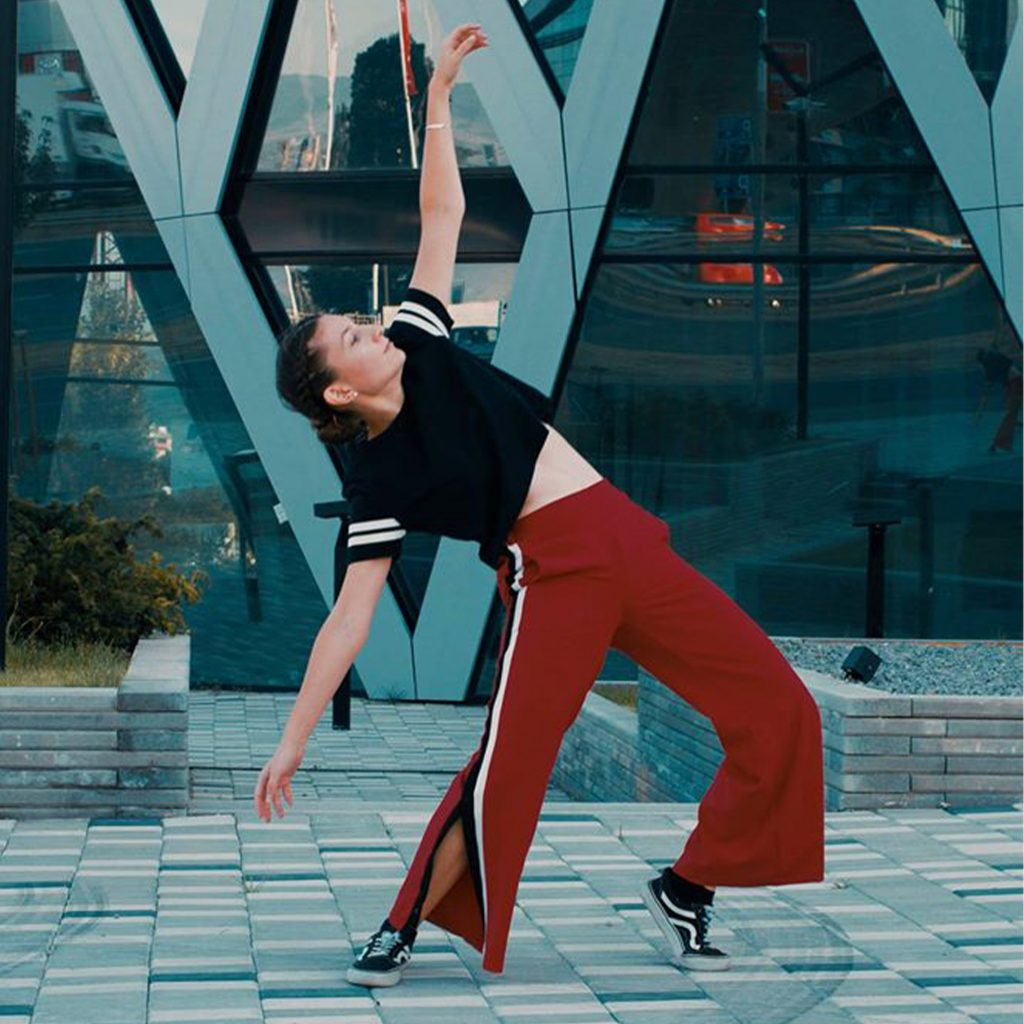 urban choreography улични танци